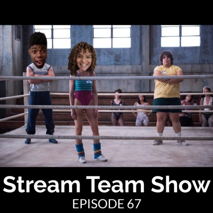 Stream Team Show 067 Cover