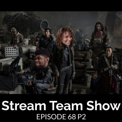 Stream Team Show 068 Part 2 Cover