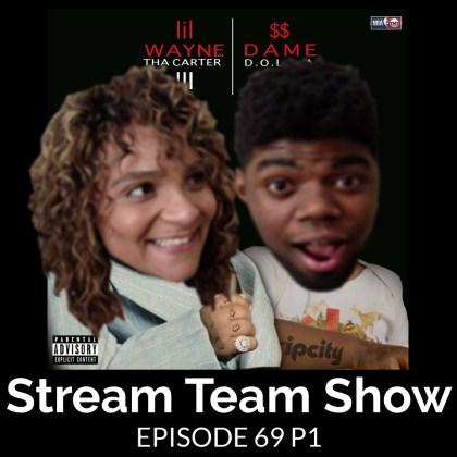 Stream Team Show 069 Part 1 Cover