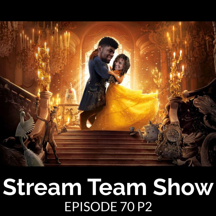 Stream Team Show 070 Part 2 Cover