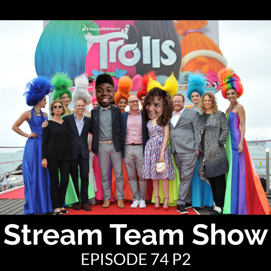 Stream Team Show 074 Part 2 Cover