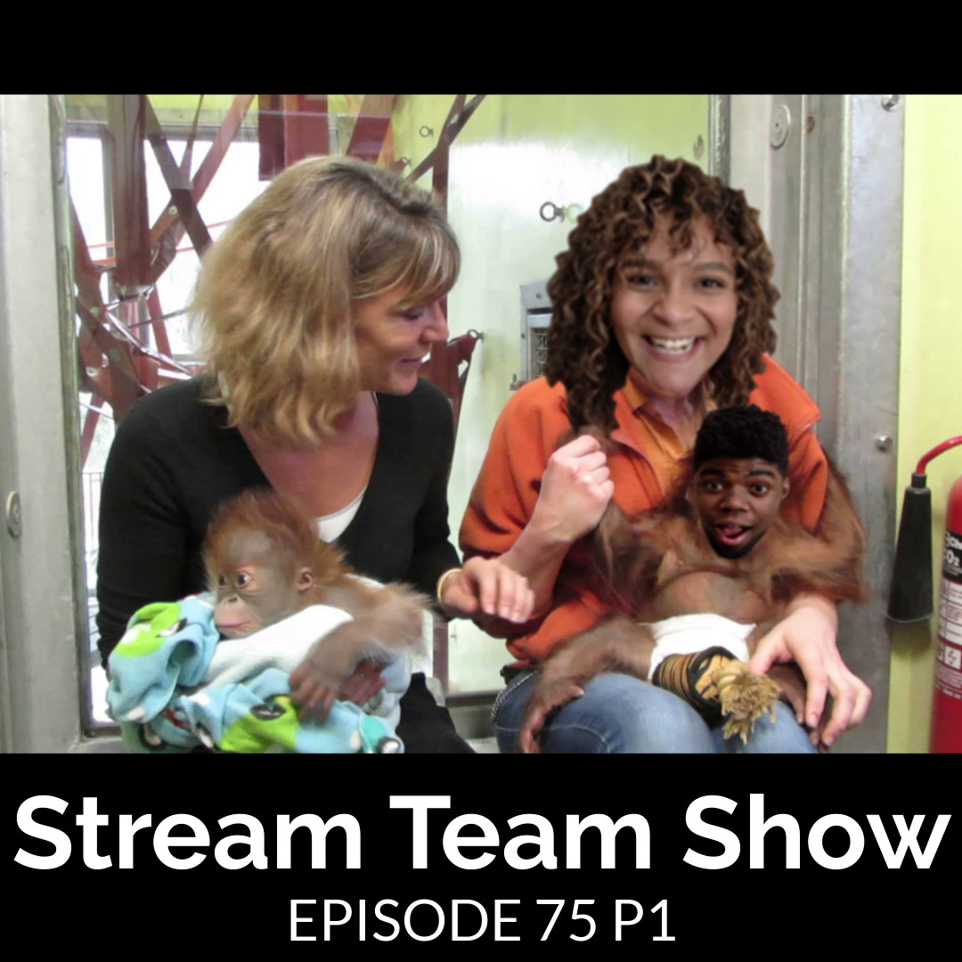 Stream Team Show 074 Part 1 Cover