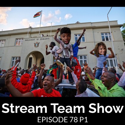 Stream Team Show 078 Part 1 Cover