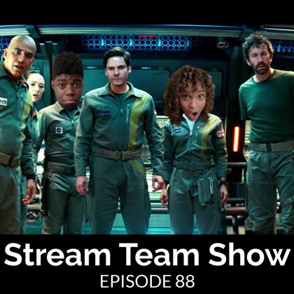 Stream Team Show 088 Cover