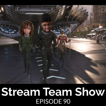 Stream Team Show 090 Cover