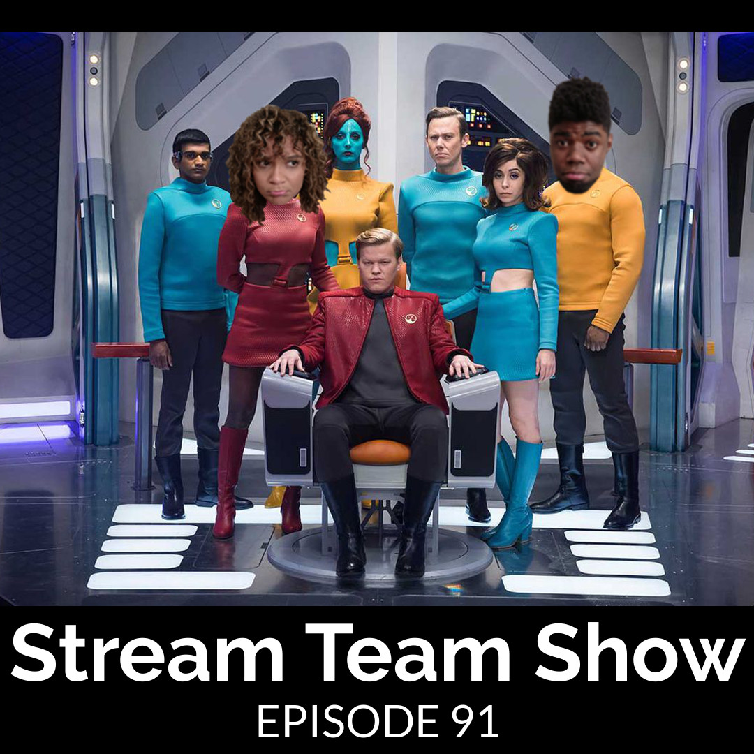 Stream Team Show 091 Cover