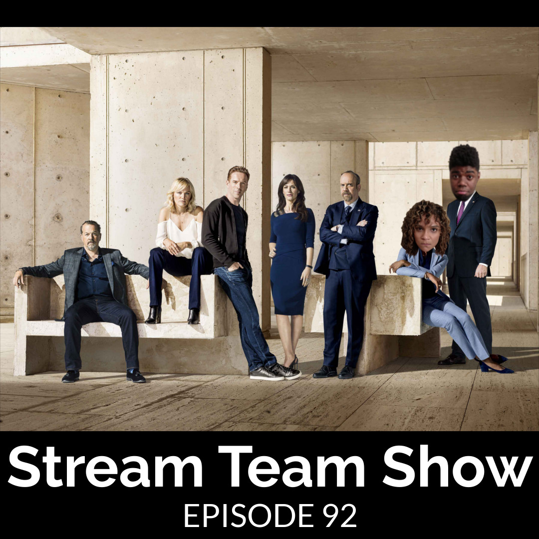 Stream Team Show 092 Cover