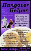 Hangover Helper: A Comedy & Burlesque Brunch Showcase (with Miss Frankie Tease)