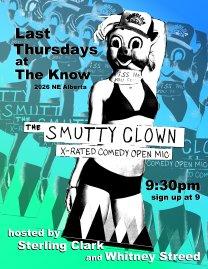 smutty clown know