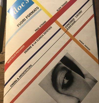 Catalogo FilmMaker 1998 - copertina