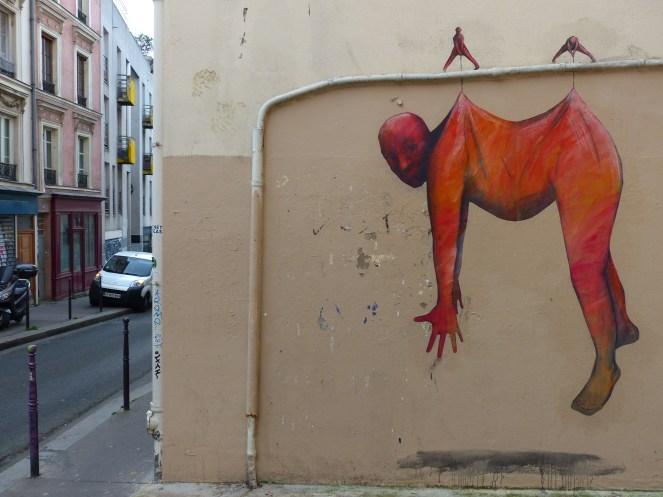 Philippe Hérard rue de la Mare Paris 20 - 2015 © Y.Tessier