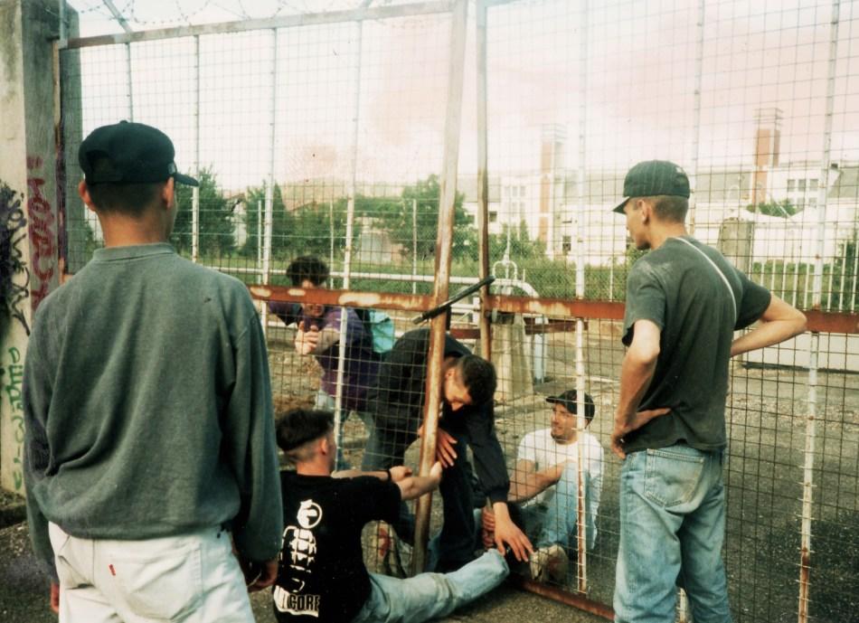 Sike, Der, 2Pon, Ceet, Tilt, Tober, Toulouse 1994