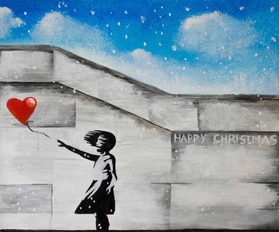 Banksy Doriane