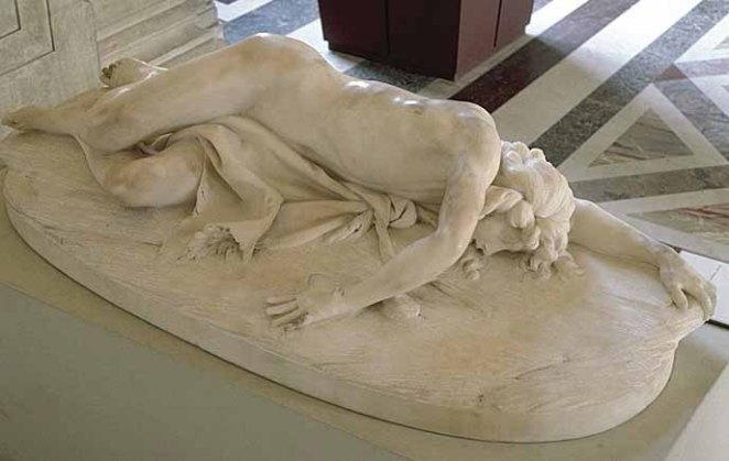 Abel expirant, Jean-Baptiste STOUF, 1785 © Musée du Louvre/P. Philibert
