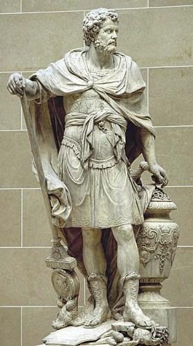 Annibal © Musée du Louvre/P. Philibert