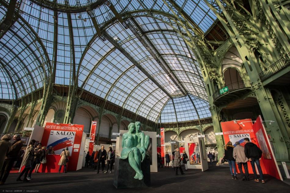 Le Salon des Artistes Français 2017 © David Lebrun (1)