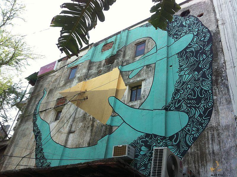 Street art New Delhi C psubhashish