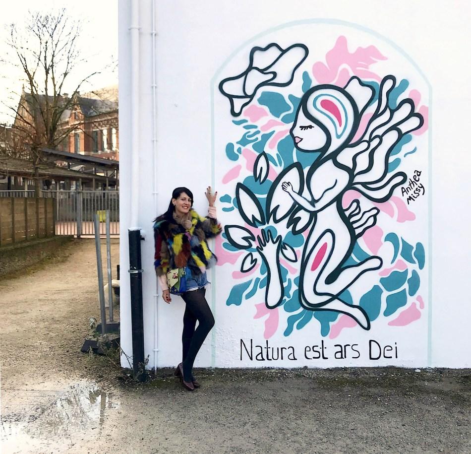 anthea missy - natura est art dei - bruxelles street art