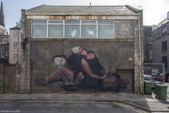Milu Correch, Aberdeen 2018 © Ian Cox 2018