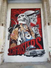 Scaf, Mister Freeze, Toulouse, 2018 ©Streep