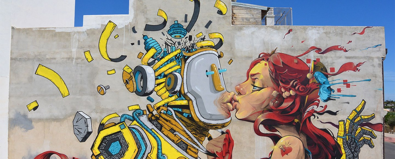Street Art Graffiti Europe Un Livre Aux Fresques Voyageuses Streep