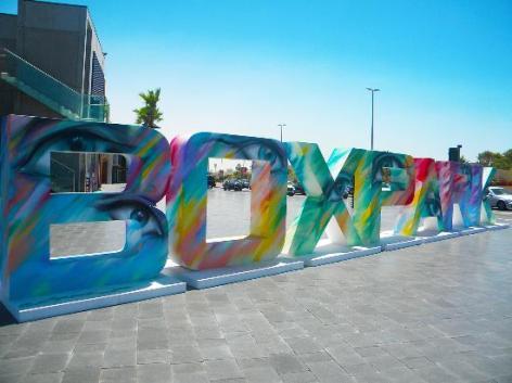 ©Boxpark Dubaï