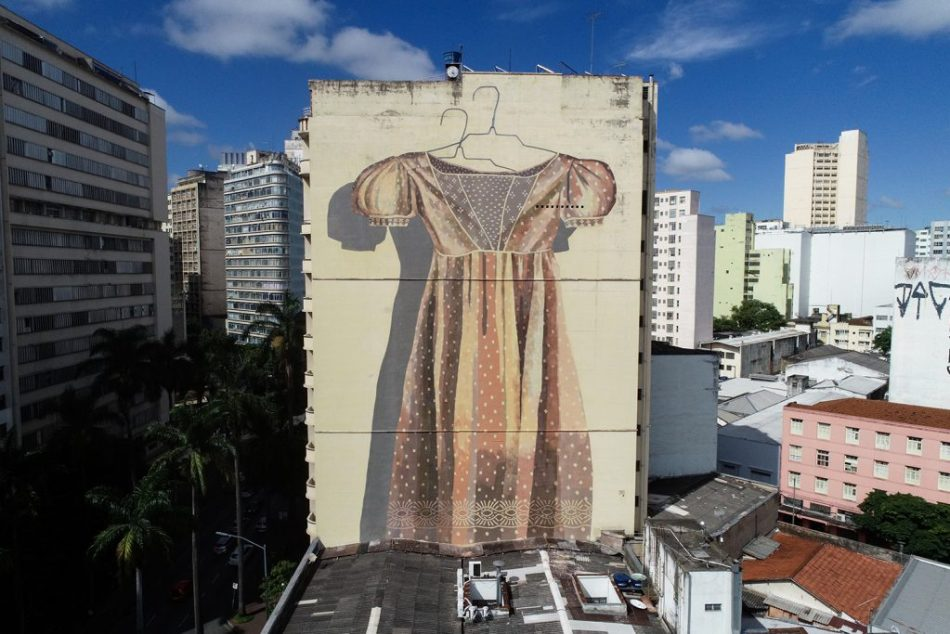 Hyuro 1 O que fica ( What Remains )- Belo Horizonte, Brasil 2018 crédit area.de.servicio