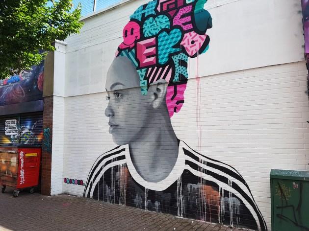 Koeone,Upfest, Bristol, 2018 @Streep