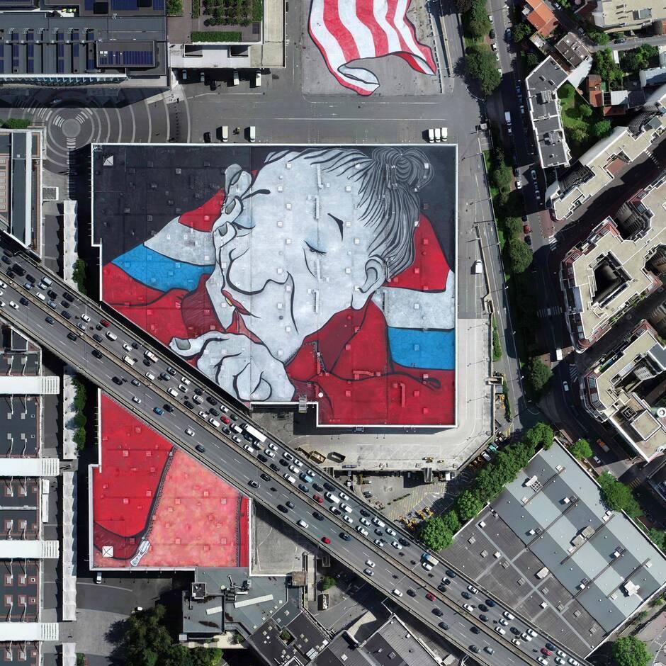 FRANCE-CULTURE-STREET ART