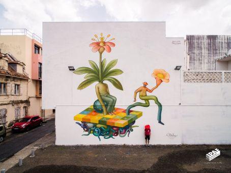Waone, IPAF Festival, Martinique, 2019 ©David Sepa