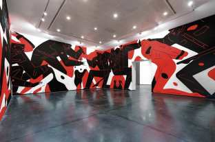 Cleon Peterson, Musée des Abattoirs, Toulouse © Cleon Peterson