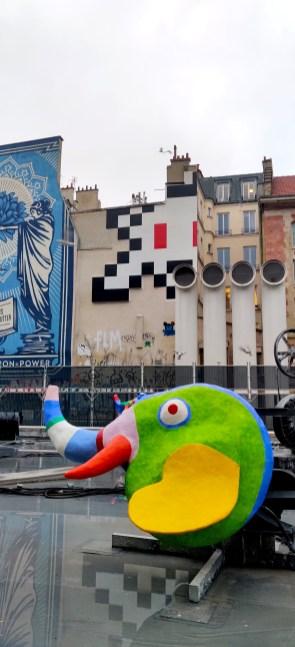 Invader, Paris, 2019 ©Streep