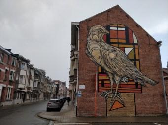 Dzia, Sint-Niklaas, Belgique, 2019