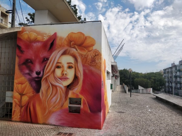 Kitsune, Loures, Portugal, 2019