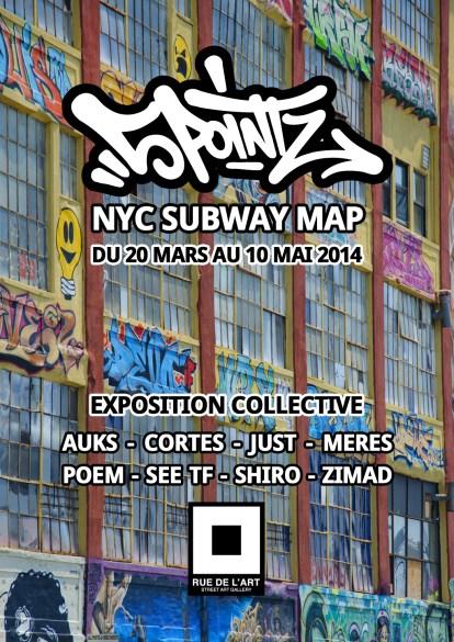 Expo 5pointz Lyon