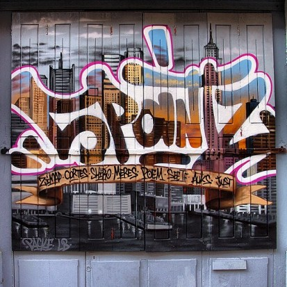 galerie de la Rue expo 5pointz