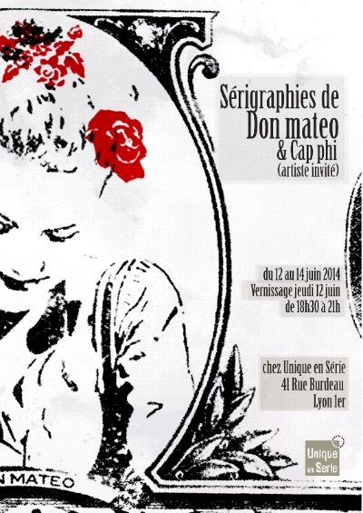 serigraphie don mateo