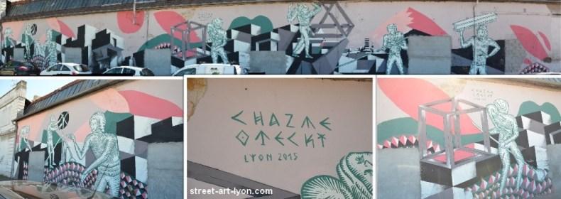 Chazme/Otecki - Sisyphean task