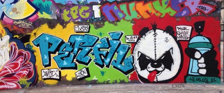 panda rue thevenet Lyon 4e