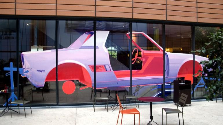 zoer CSX biennale d'art de Lyon