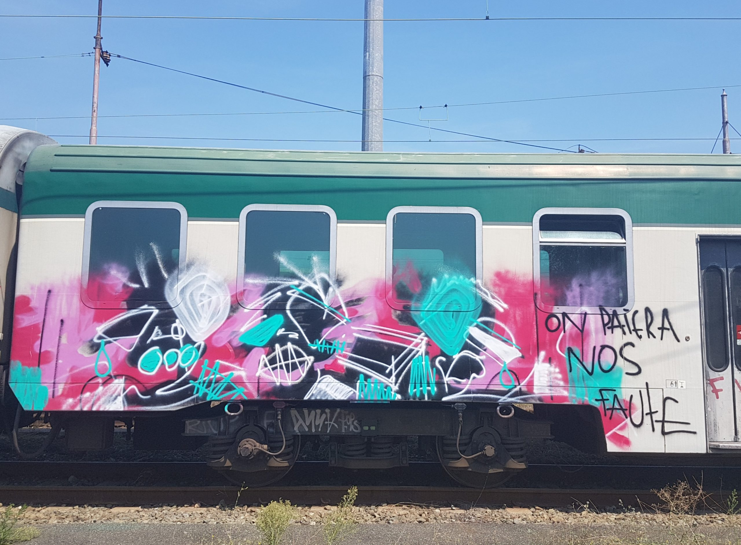 Krade train