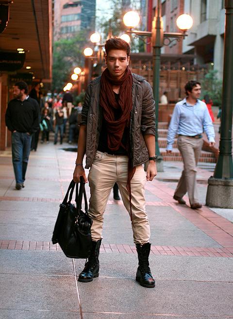 Bogota colombia clothing