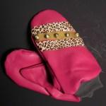 found mittens by Junkprints