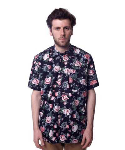 Rose Button Down Top GRIND London