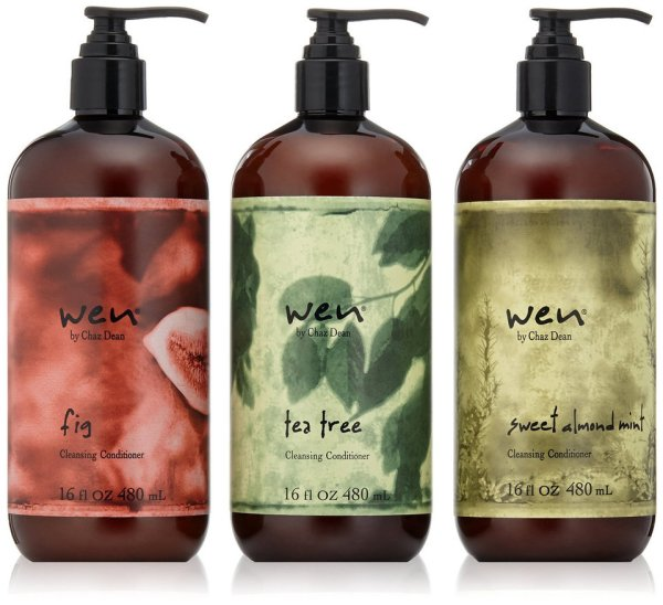 Cruelty Free Hair Care from WEN by Chaz