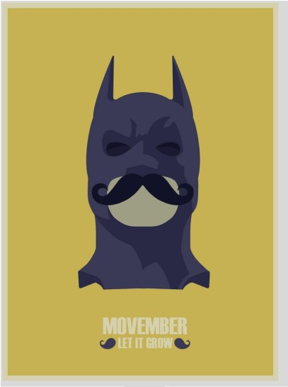 Batman Movember
