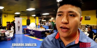Zavaleta Brand with founder