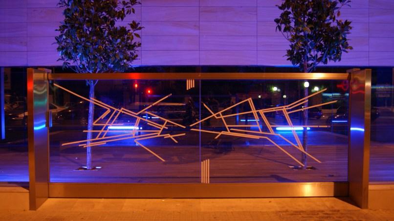Organic Symmetry | Night View