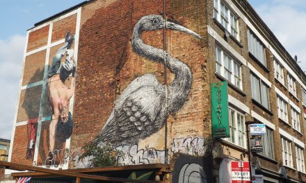 Introduction to the World of East​ ​London​ ​Street​ ​SmARTS: Street Art