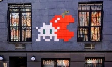 New York City Never Sleeps…Because it's Making Street Art